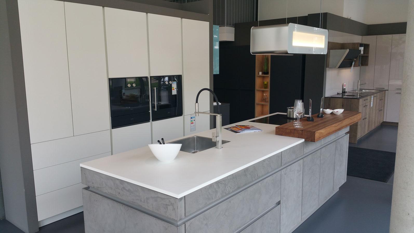 Neue Küchenräume in unserer Ausstellung – Objekt und Küche